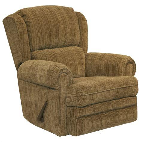 catnapper rocker recliner catnapper kirkland rocker recliner chair in mocha