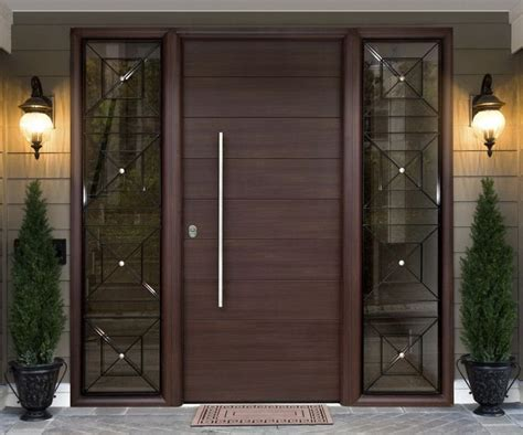 single front doors modern single front door designs for houses