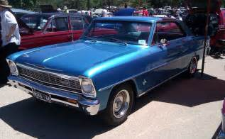 chevrolet chevy ii wikiwand