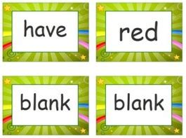 sight word template word cards funky sight word strategy template dolch pre primer