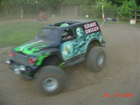 grave digger monster truck go kart for sale monster truck go kart bing images