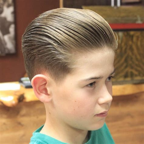 Boy Hairstyle by 70 Popular Boy Haircuts Add Charm In 2018