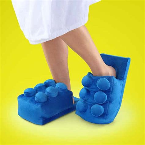 lego slippers for sounds lego brick slippers things