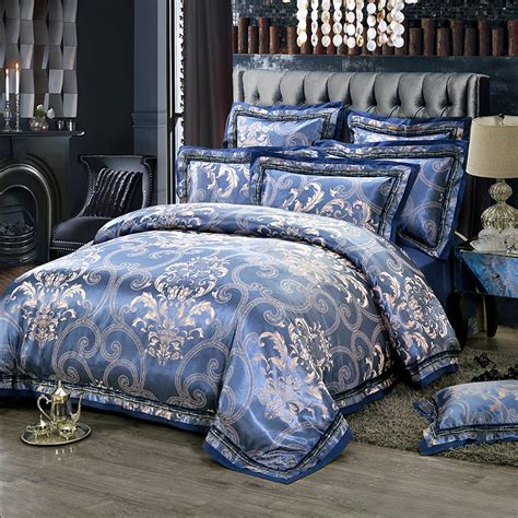 buy mountains king size duvet set from our buy blue peacock feather print silk bedding set satin sheets quilt duvet cover king