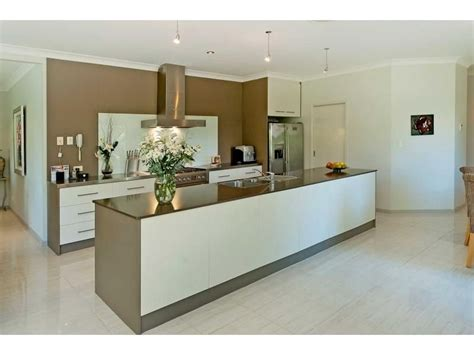 Australian Kitchen Design by Decorative Lighting In A Kitchen Design From An Australian