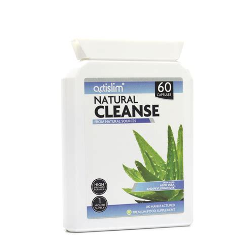 Herbal Detox Cleanse Uk by Actislim Cleanse Postal At Natures Bond