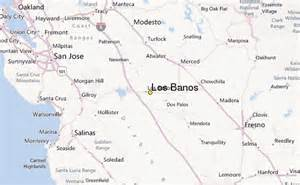 map of los banos california los banos weather station record historical weather for