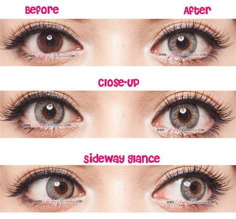 colored circle lenses g g shinny grey circle lenses colored contacts