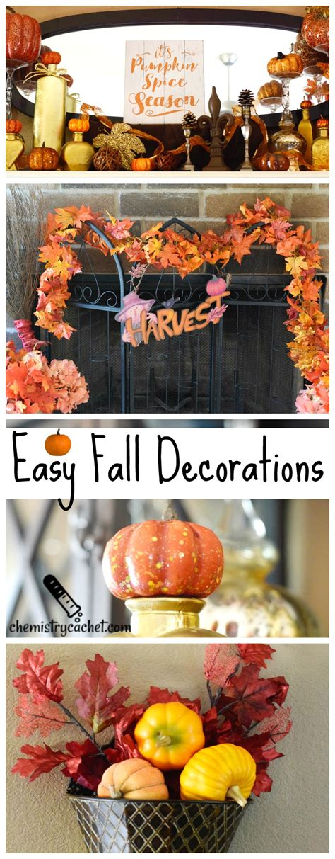Pretty Fall Decorations by Friday Favorites This Year S Easy Beautiful Fall Decorations