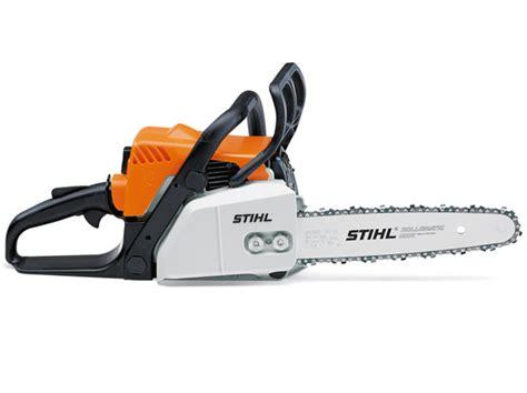 Stihl Ms170 stihl ms170 miniboss chainsaw pittwater mowerspittwater