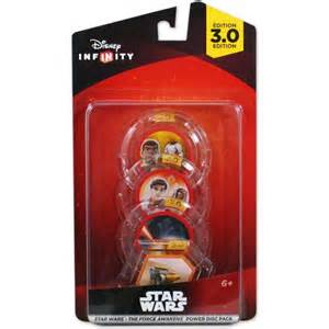Disney Infinity Power Disc Pack Disney Infinity Wars The Awakens Power Disc