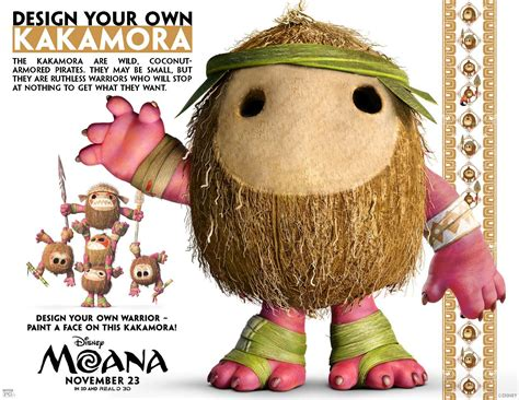 Princess Home Decor moana printable activity sheets kakamora dot to dots