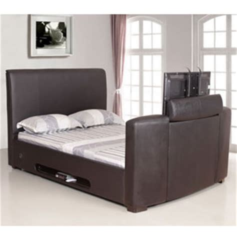 Bed Frame With Tv Inside Bed Frame With Tv Inside Home Design