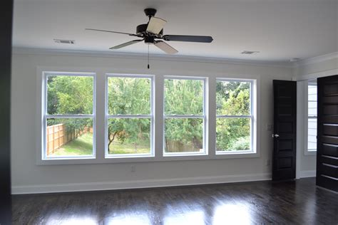 master bedroom wall of windows vision pointe homes