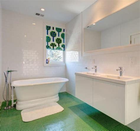 Modern Bathroom Green 22 Modern Bathroom Ideas Blending Green Color Into