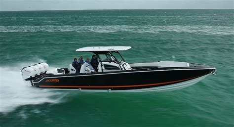 nortech cat boats the 100 mph center console boats