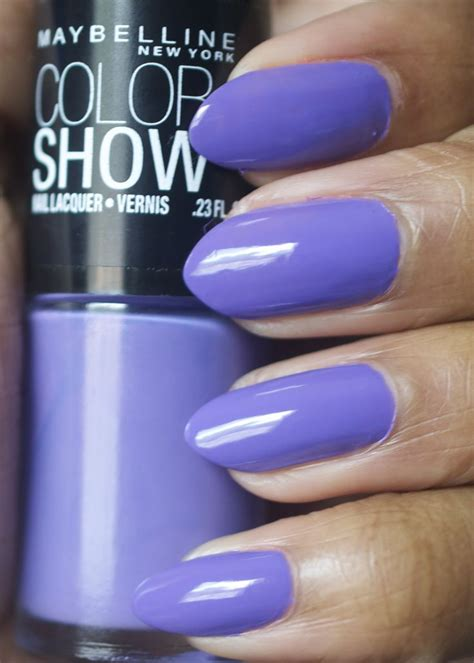 Maybelline Color Show iced maybelline color show nail ideas
