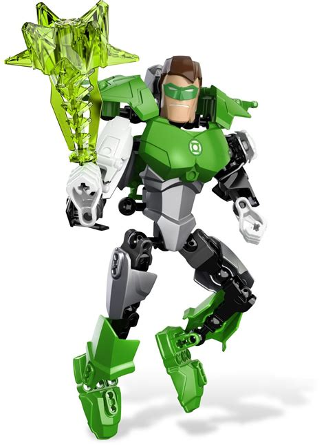 Figure Green Heroes Bricks Balok the luck of the lego brickset lego set guide and database