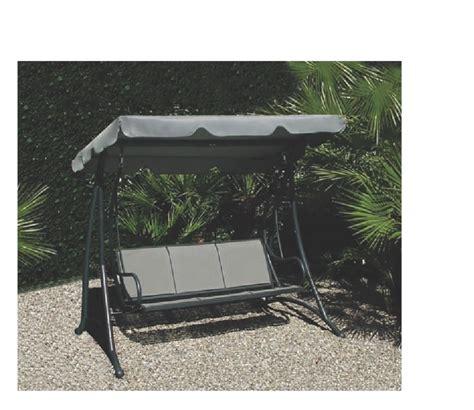 offerte dondoli da giardino dondolo da giardino mod sapri in metallo alluminio 3