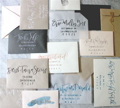 What To Write On Envelope Of Wedding Card