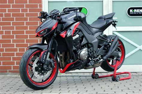 Motorrad Kawasaki Z 1000 by Umgebautes Motorrad Kawasaki Z 1000 Bikerworld Rosenow