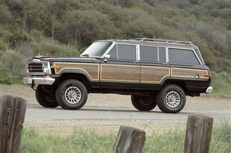 1988 Jeep Grand Wagoneer Mpg Sell Used 1988 Jeep Grand Wagoneer In Los Angeles