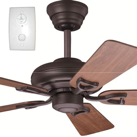 hunter fan wall switch hunter seville ii ceiling fan w wall control new bronze 44 quot