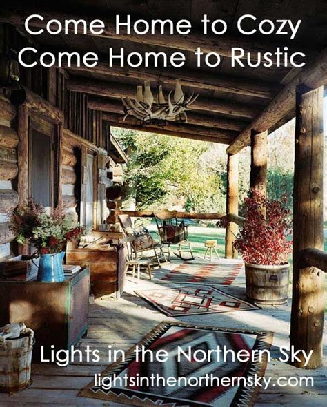 western rustic home decor visit lights in the northern sky for handsome rustic decor