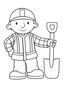bob the builder coloring pages bob the builder coloring pages