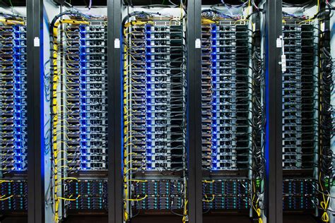 Rack In Data Center by S Data Centers Worldwide By The Numbers And In