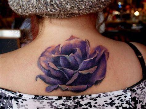 what does a purple rose tattoo mean best 25 purple tattoos ideas on purple