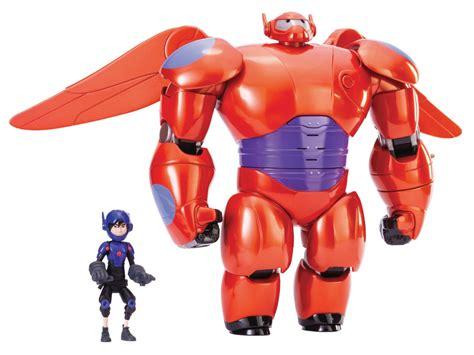 Big 6 Figure big 6 11 deluxe flying baymax with 4 5 hiro