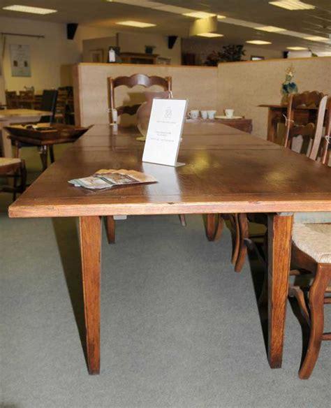 extending kitchen tables extending oak farmhouse refectory kitchen table