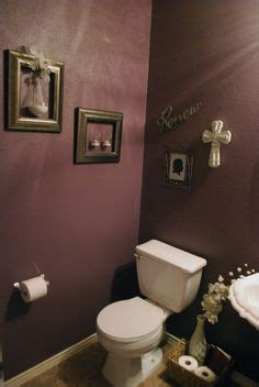 plum bathroom 1000 images about downstairs bath on pinterest purple