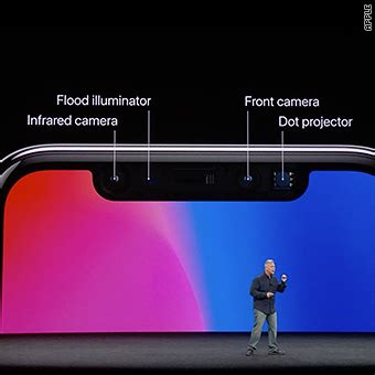 apple event 2017: iphone x unveiled
