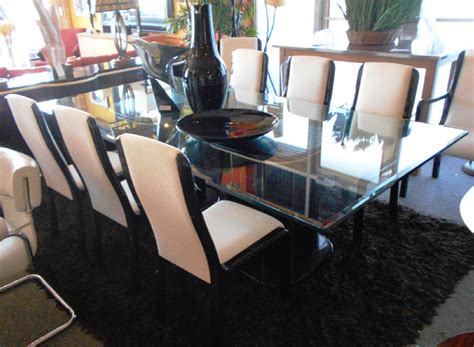 Dining Room Table For 8 Dining Room Sets Tables And Chairs From The Traditional