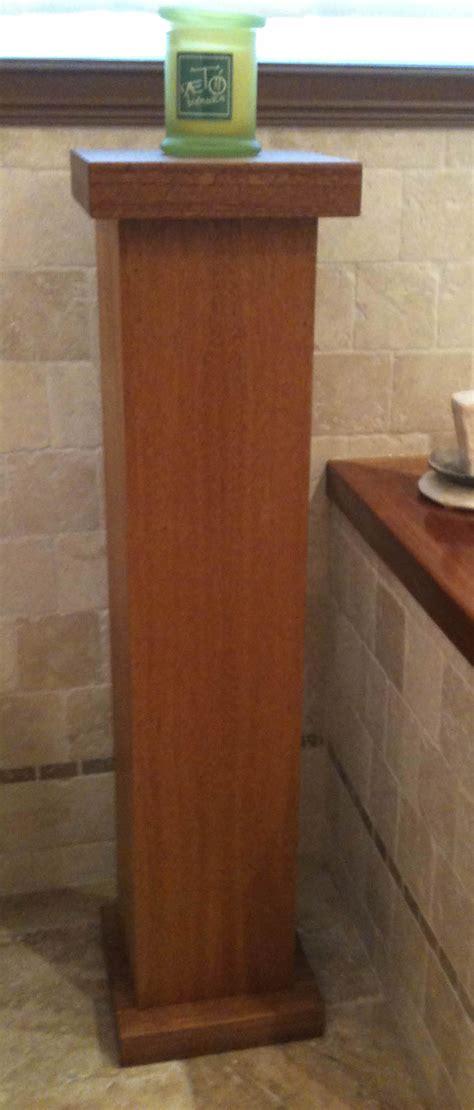 toilet paper holder cabinet mh studios multidisciplinary artist mahogany toilet