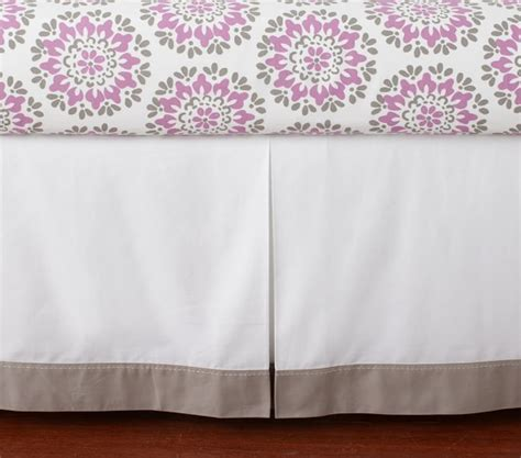 dahlia baby bedding set pottery barn