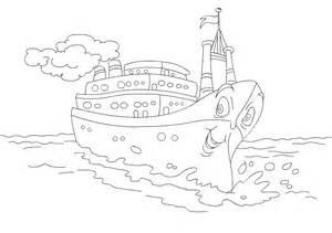 joint dots color a ship and craft activities for