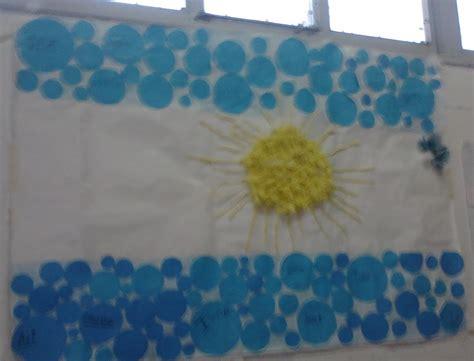 como hacer una bandera creativa decoraci 243 n para el mundial de futbol argentina
