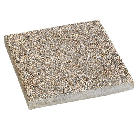 Exposed Aggregate Patio Stones by Exposed Aggregate Patio Slab Rona