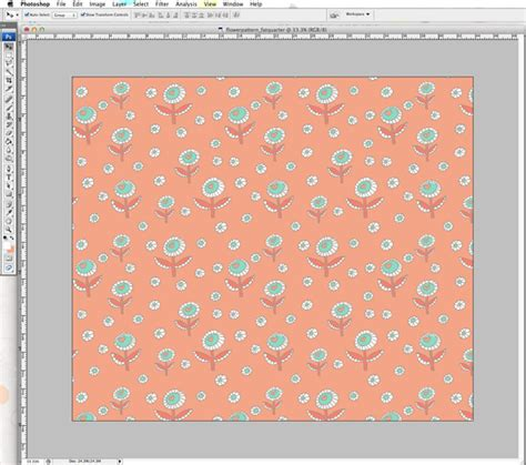 pattern en photoshop let s create a repeat pattern in photoshop oh my handmade