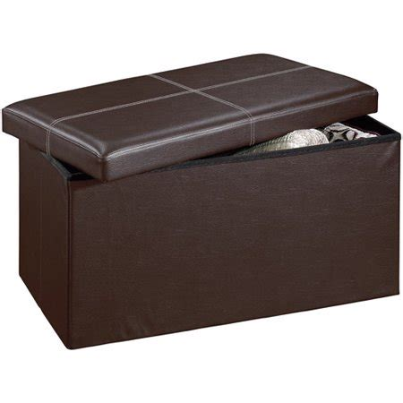 storage ottoman walmart sauder beginnings large storage ottoman colors