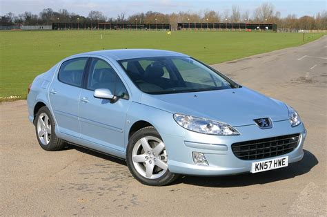 used peugeot 407 peugeot 407 saloon review 2004 2011 parkers