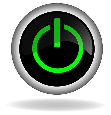 picture of a power button free illustration button power on power button free