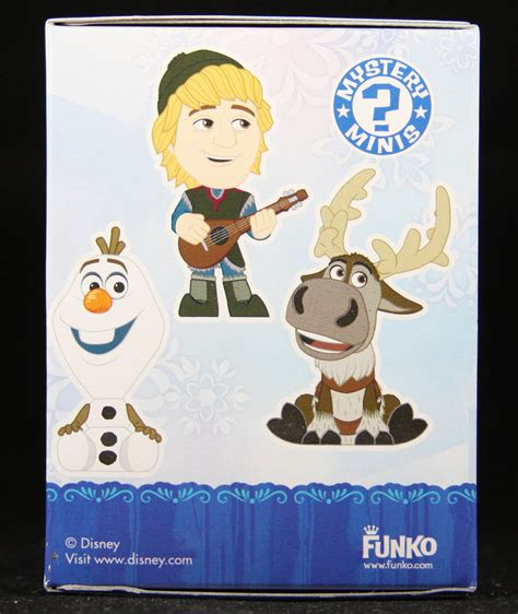 Disney Frozen Blind Box Mystery Minis By Funko