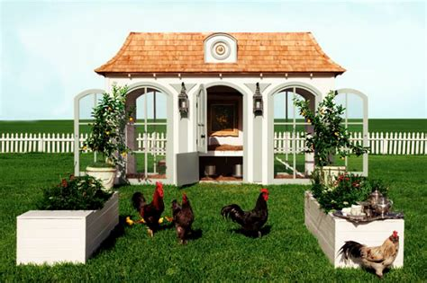 hen house ad neiman marcus selling 100 000 fantasy hen house farming lessons in new christmas