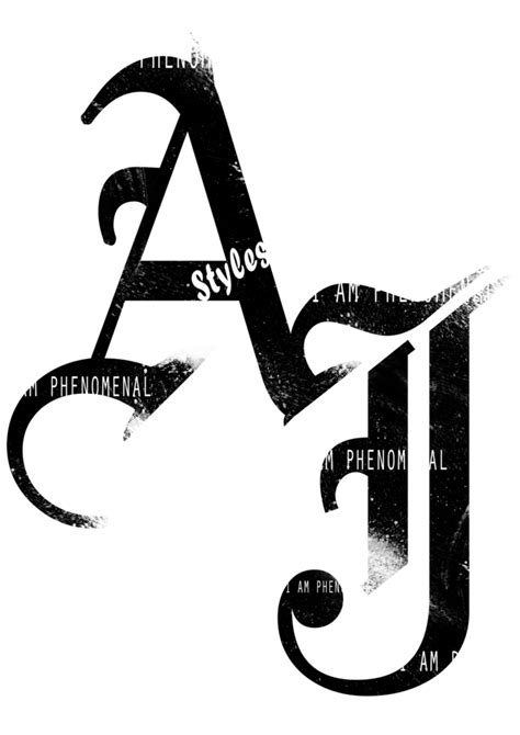 logo styles 2016 aj styles 2016 black logo png by ambriegnsasylum16 on deviantart