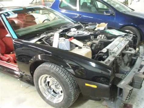 chris's 3rd gen 1992 camaro rs project. v8 305 tbi youtube
