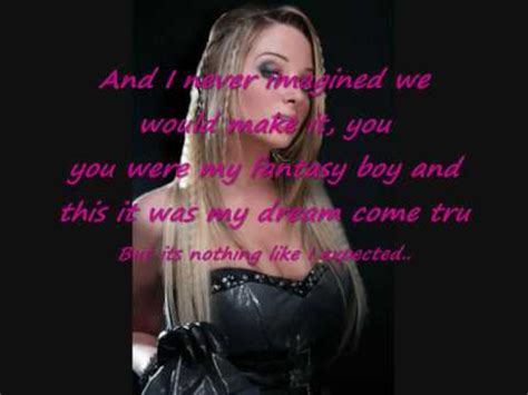 N Dubz Tulisa Comfortable With Lyrics Youtube